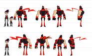 Ninja of 2005 Sheet