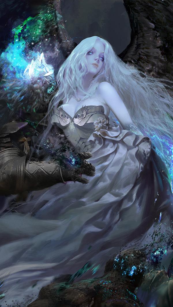 Goddess of the NightNyx Rangers of Oblivion Wiki Fandom