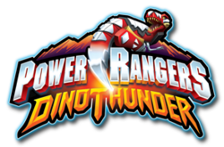Dino Thunder Logo