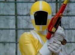 LR Yellow Lightspeed Ranger