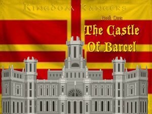 The Castle of Barcel Cover -1
