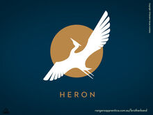 The Heron Ensign