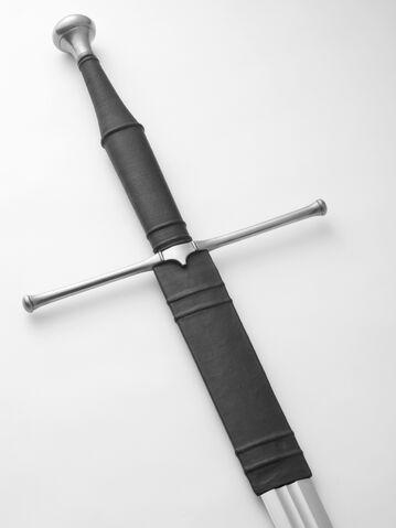 File:Albion Tyrolean Medieval Two-handed Sword (9824132103).jpg