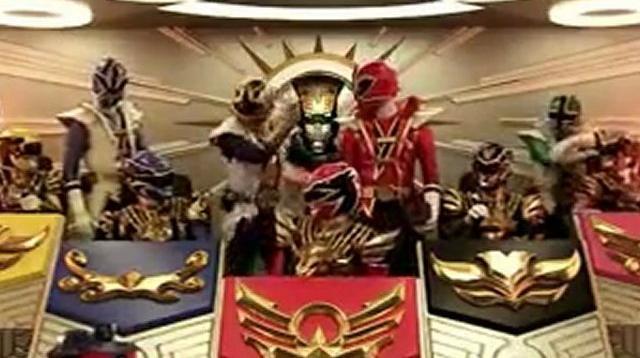 Tensou Sentei Goseiger VS Shinkenger Part 6 Last (Eng-Sub)