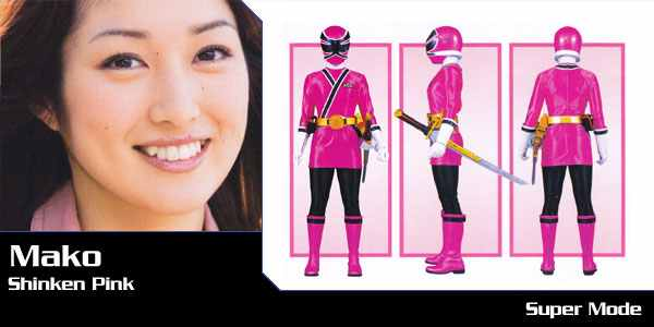 Mako Shiraishi   RangersTogether Wiki   FANDOM powered by ...