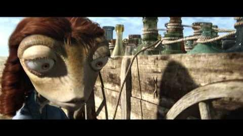 You ain't from around here - Clip from Rango