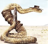 Badass Rattlesnake Jake