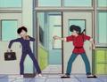 Ranma informs Gosunkugi - Gosunkugi's Paper Dolls.png