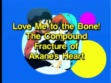 Akane y su amor salvaje