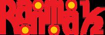 Ranma ½ English Logo