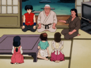 Formal introduction - Here's Ranma