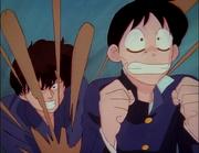 Kuno vs Gosunkugi - Gosunkugi's Paper Dolls