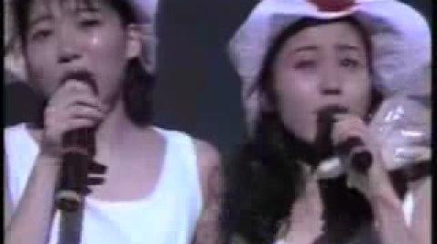 Equal Romance, Final (En vivo) - CoCo Ranma