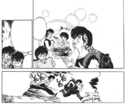 Ryoga reminded about Akari