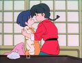 Ranma holds Akane - Sneeze Me Squeeze Me Please Me.png
