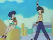 Ryoga meets up with Akane