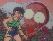 Ranma loves Cologne
