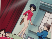 Akane Tendo palestra Furinkan