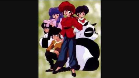 Ranma 1 2 Opening 7 - Love Seeker - Can't Stop It - ViSION FULL