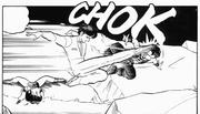 Mikado kick