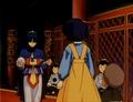 Kirin talks to Akane.png