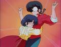 Akane hugs Ranma - Secret Sauce.png