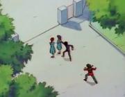 Gosunkugi uses final doll - anime