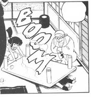 Akane table slam