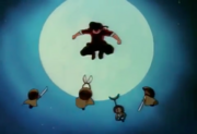 Ranma attacked - Gimme that Pigtail