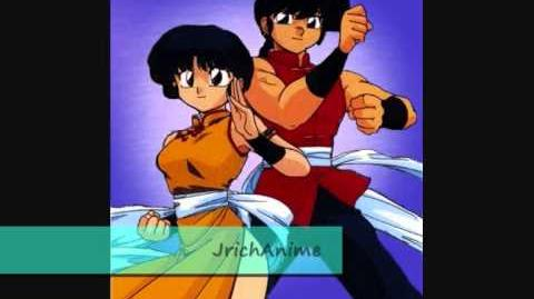 Ranma 1 2 - OVA Soundtrack - 20 Large Decisive Battle In The Bathroom