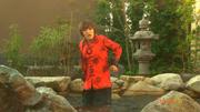 Ranma's curse revealed - live-action
