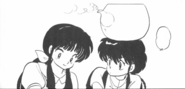 Ranma notices something different