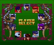 Personajes del hard Battle