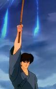 Kuno il tuo blu della scuola superiore Furinkan