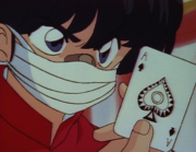 Ranma pulls Ace - Dumbest Bet