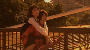 Akane gets carried - live-action