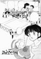 The audience gather - Martial Arts Magic Show.png