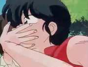 Akane slaps Ranma - Ranma the Lady-Killer