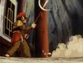 Happosai destroys Gate.png