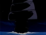 Lychee's ship spotted