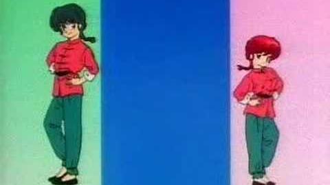Ranma ½ Ending Friends (Nabiki Version)