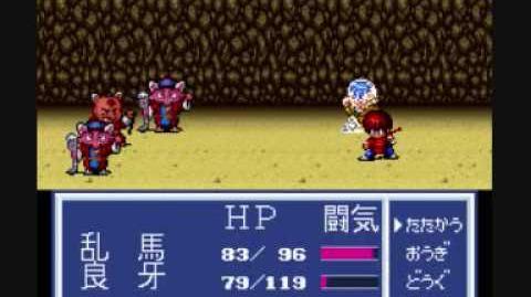 Ranma Nibunnoichi - Akanekodan Teki Hihou Gameplay