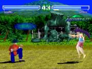 Battle Renaissance - Ranma vs Rouge