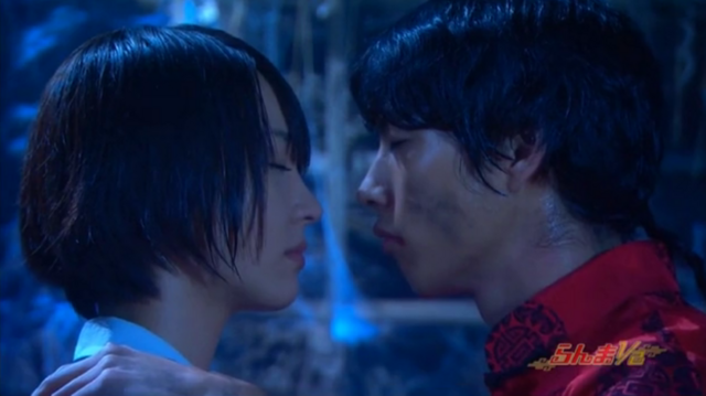 File:Akane and Ranma nearly kiss - live-action.png