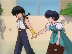 Ranma y Akane ova1