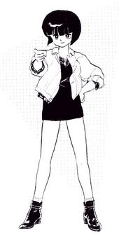 Nabiki cuerpo completo