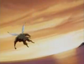 Taro flies away - Jusenkyo Demon Part II.png