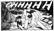 Ranma defeats Kodachi