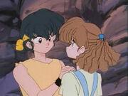 Anna y Ryoga