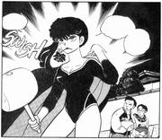 Kodachi goes after Akane
